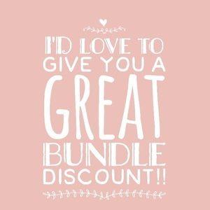 NY+C Crop Pants BUNDLE — discounted!